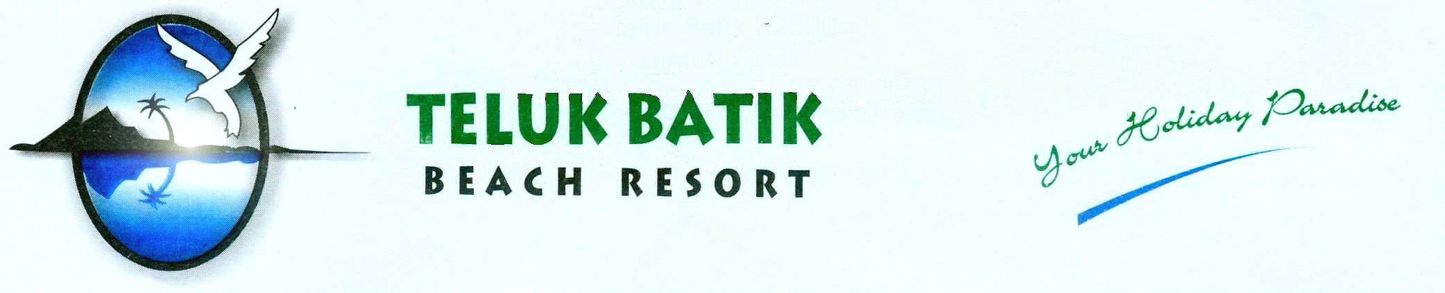 Teluk Batik Beach Resort Logo